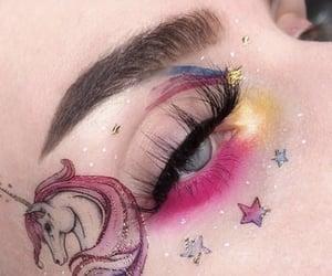 eyes, lashes, and magic image