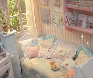 doll, romantic, and pink aesthetic image