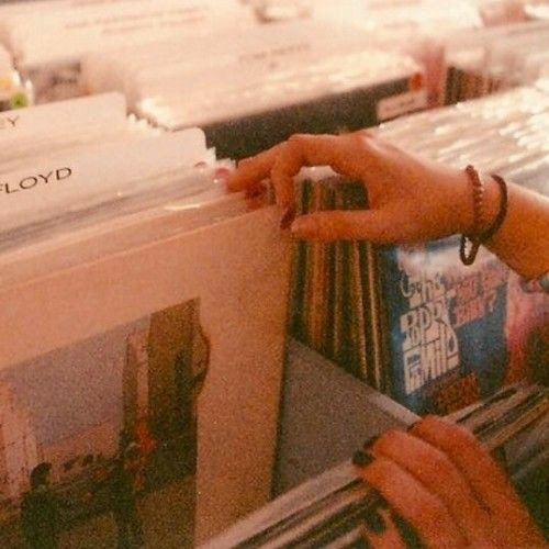 music, vintage, and Pink Floyd image