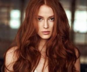 ginger hair, redhead, and sophia digio image