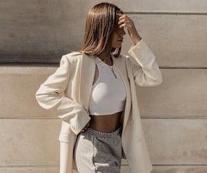 blazers, comfy, and fall image