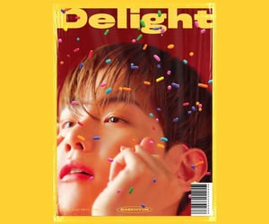 exo, baekhyun, and delight image