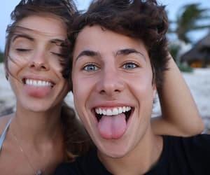 beauty, boy, and brunette image