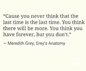 quotes, grey's anatomy, and forever image