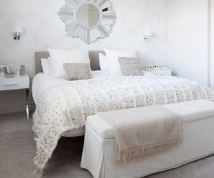 white bedroom, white bedroom ideas, and ikea white bedroom image