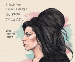 amy, winehouse, and Queen image