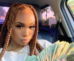 money, baddies, and on4nem image