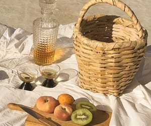 fruit, picnic, and summer image