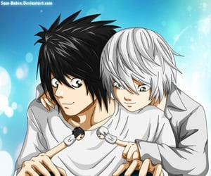 anime, anime pics, and deathnote image
