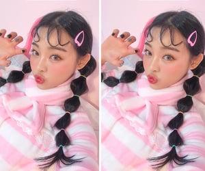 clip, fashion, and korean fashion image