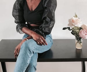 denim, fashion, and jeans image