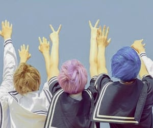 aesthetic, we young, and nct dream image