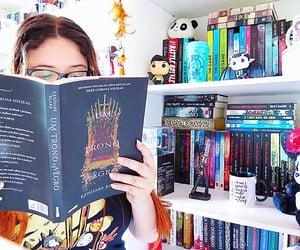 book, livros, and amo ler image