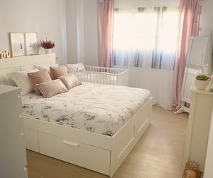 baby room, chic, and pinky image