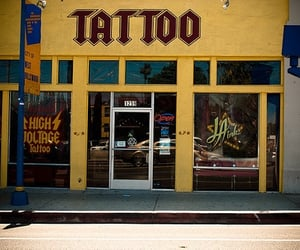tattoo, LA ink, and photography image