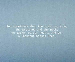 blue, leonard cohen, and Lyrics image
