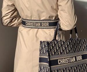 dior, fashion, and bag image