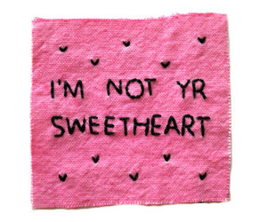 pink, quotes, and sweetheart image