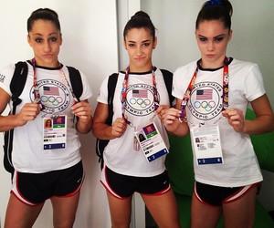 2012, gymnastics, and winners image