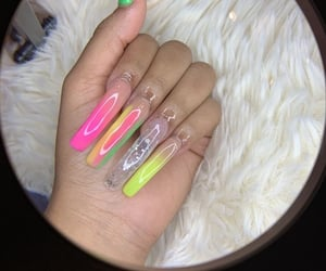 mani, nails, and claws image