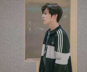 korean, wooseok, and seungyoun image