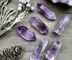 crystals, magic, and spells image