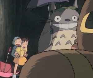 headers, My Neighbor Totoro, and studio ghibli image