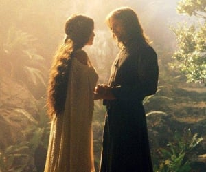liv tyler, LOTR, and the lord of the rings image