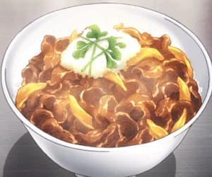 anime, gif food, and food image