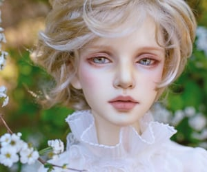 ball joint dolls, dollfie dream, and anime image