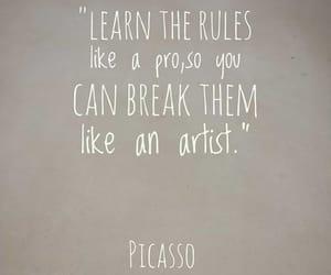 artist, break, and quote image