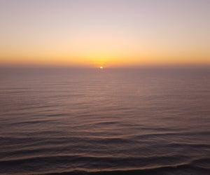 beach, ocean, and relaxing image