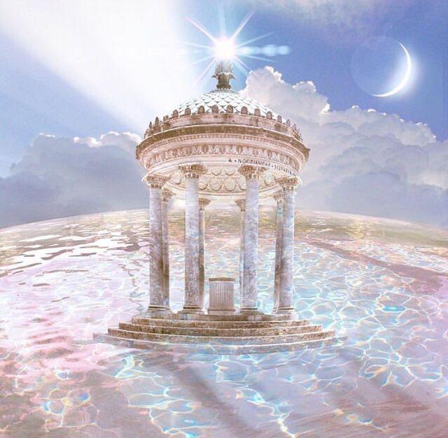 aesthetic, angelic, and heaven image