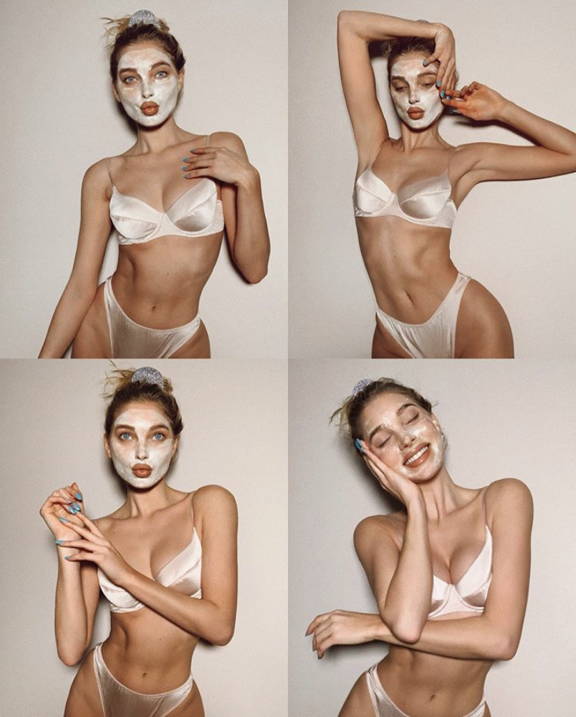 beauty, body, and makeup image