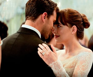 dancing, wedding, and dakota johnson image