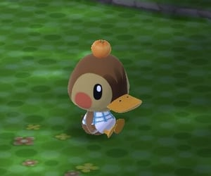 animal crossing, duck, and green image