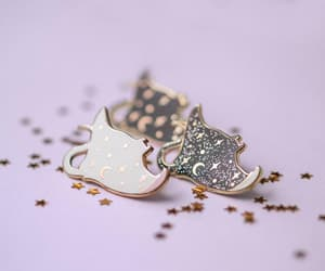 aesthetics, etsy, and moon and stars image