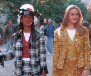 Clueless, 90s, and vintage image
