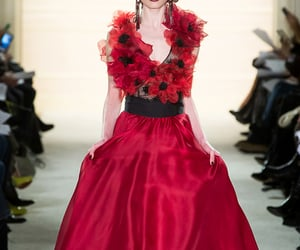 dress, fashionista, and luxury image