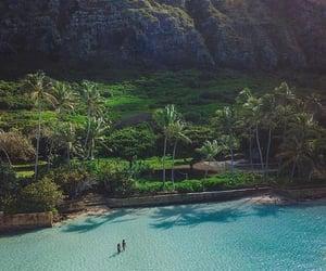 Aloha, travel, and beach image