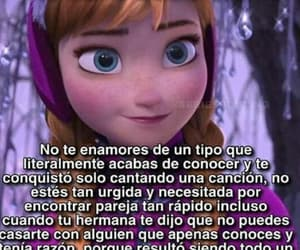 anna, frozen, and cancion image
