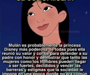 disney, femenino, and honor image