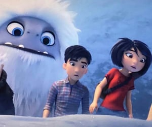 jin, yi, and movie abominable image