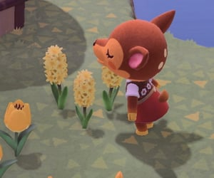 animal crossing, fauna, and acnh image