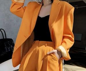 fashion and orange image