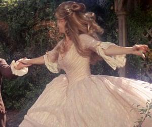 1800, dress, and princess image