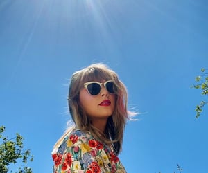 Taylor Swift, lover, and celebrity image