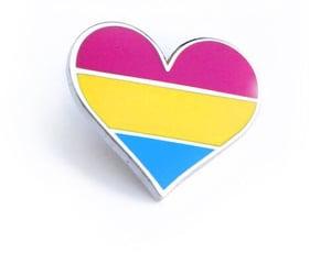 pin, lgbt, and pansexual image