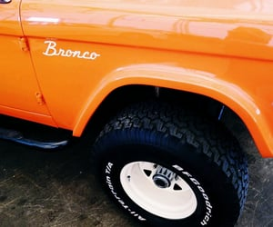 automobiles, Bronco, and cars image