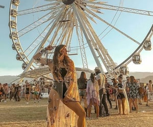big wheel, california, and coachella image